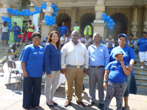 Pic 4 IHC at Durban City Hall with Ethekwini Municipality and Autism SA